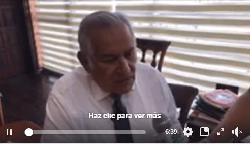 De la Torre anuncia su reelección a la Alcaldía de Pastaza