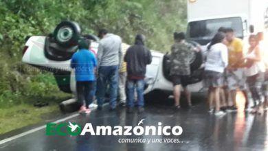 Accidente de Tránsito en Mera