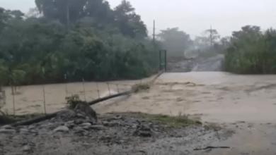Crecida de ríos en Santa Clara causa complicaciones
