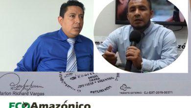 CONFENIAE denuncia posibles actos de corrupción del Presidente de la Corte de Justicia de Pastaza