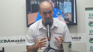 Germán Ledesma, candidato a la Prefectura de Pastaza