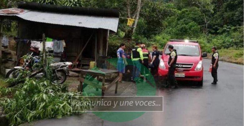 Femicidio en la Parroquia Veracruz