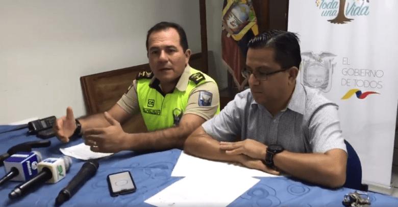Gobernador y Policía caso Té Zulay