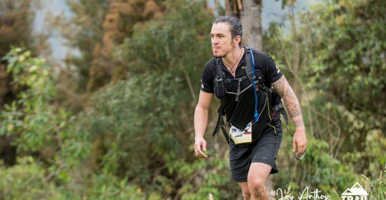 Yankuan Escobar participó en competencia Ecuador Trail Tour