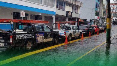 Mucho espacio público para taxistas de Puyo