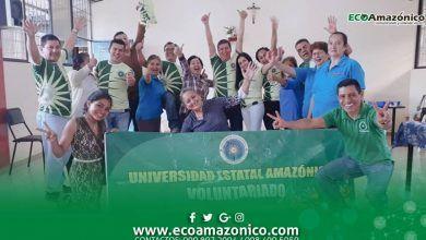 Asambleísta Tello asiste a evento social en Puyo