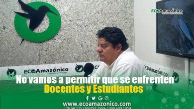 Rector de la Universidad Estatal Amazonica