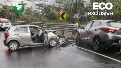 Accidente de tránsito de Puyo Baños