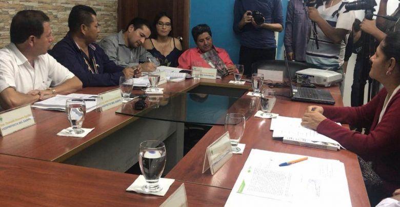 Sesión de Consejo para aprobar el presupuesto y una línea de crédito