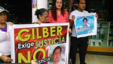 Piden que se haga justicia ante el asesinato de Gilber Adolfo Gaibor Viteri