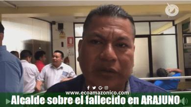 Alcalde de Arajuno dice que caso de asesinato al joven fue un acto aislado de las fiestas