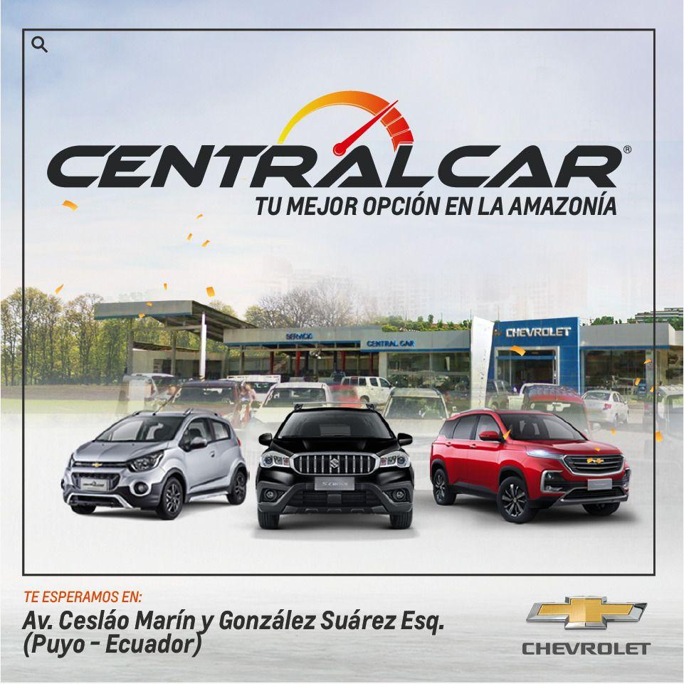 Central Car Puyo