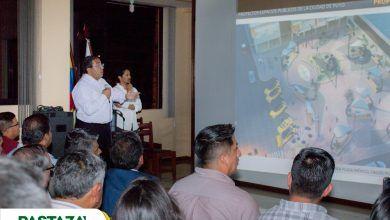 Municipio presenta diseños para modernizar Puyo .