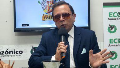 Jaime Guevara prefecto de pastaza