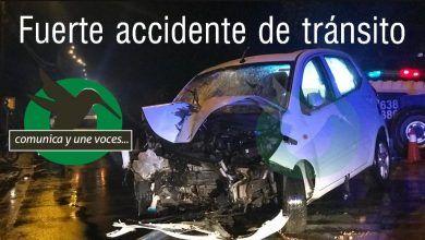 Accidente de tránsito en Mangayacu