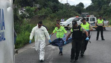 Menor muere atropellado en la vía a la Tarqui