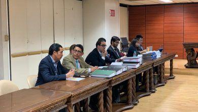 FISCALÍA VINCULÓ A JUEZ PROVINCIAL DE PASTAZA BOLÍVAR TORRES