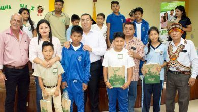 Municipio inauguró año lectivo del proyecto Yachana Wasi