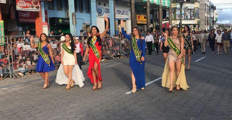 Pregón de Fiestas de Pastaza 2019