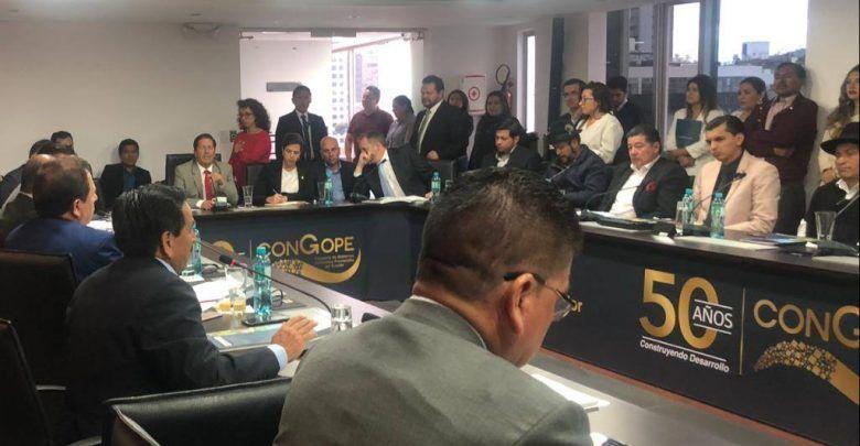 Acuerdo entre el Gobierno y las Prefecturas Amazónicas para el pago de deuda