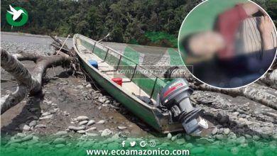 Canoero muere ahogado en la comunidad de Numpaim