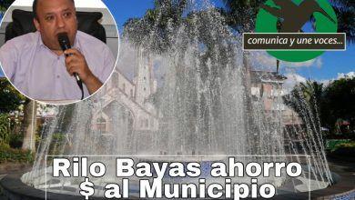 Concejal Rilo Bayas ahorró al Municipio de Pastaza $9.000