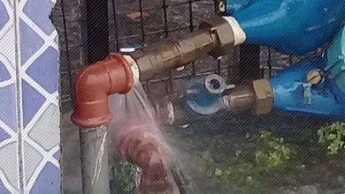 Denuncian desperdicio de agua en el Barrio Obrero