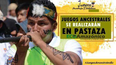 Los juegos ancestrales serán en #Pastaza