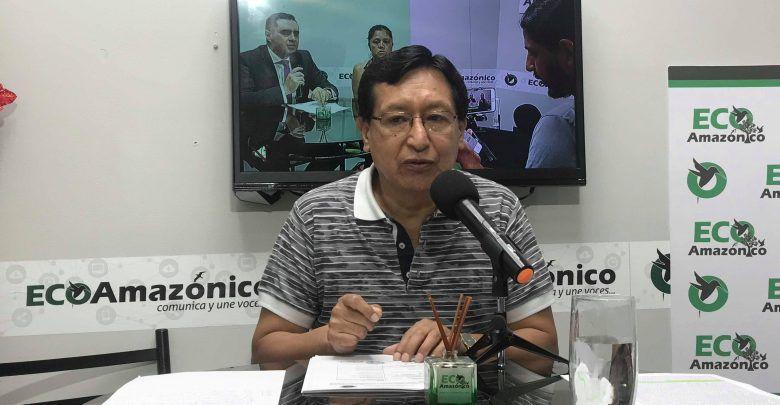 Luis Auquilla realiza algunas puntuaciones caso UEA
