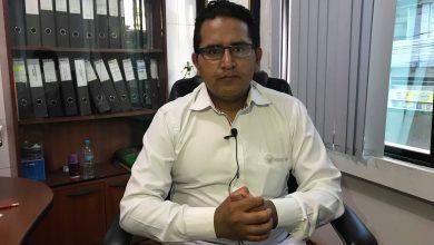 Nuevo gerente de la Cooperativa Mushuc Runa en Puyo
