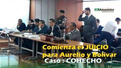 INICIA EL JUICIO PARA JUECES POR COHECHO