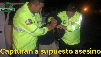 Capturan a ciudadano que asesinó a una persona en Canelos