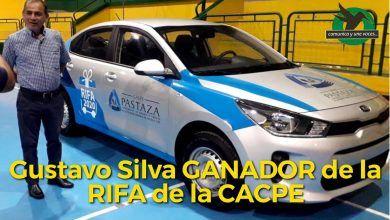 CACPE realizó la Rifa y el premio mayor se fue a Shell