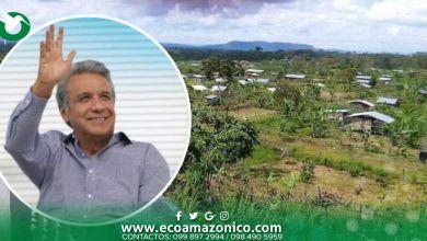 Presidente Moreno no conoce nada del problema de la ex Hacienda Té Zulay