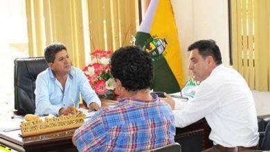 Alcalde de Santa Clara informa de los trabajos realizados en este cantón