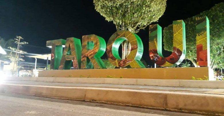 Ciudadanos agradecen por el trabajo en el Parque de la Tarqui