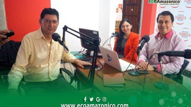 CARLOS ERAZO ESTÁ EN OLÍMPICA 96.3FM