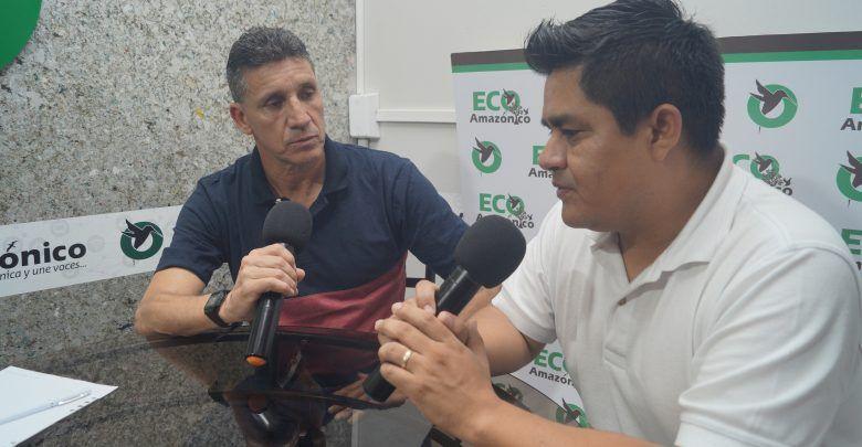 Eco Deportes hoy dialogando con el Club CACPE