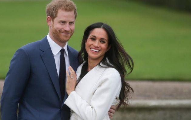El príncipe Harry y Meghan anuncian que se apartan de la familia real británica