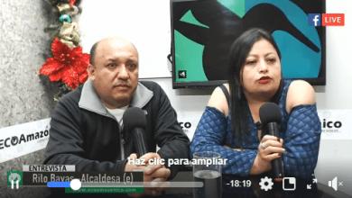 Entrevista a la Vicealcaldesa y Concejal de Puyo Bayas