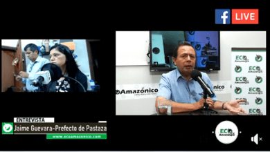 Entrevista con el Prefecto de Pastaza