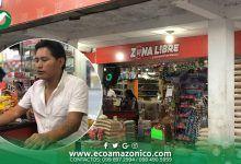 Jorge Tipan, dejo de vender legumbres y hoy maneja un Supermercado en Puyo