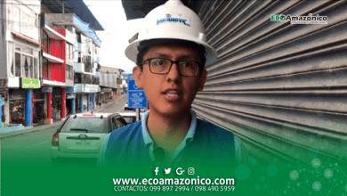 Jose Toscano, de MIRANOVIC informa sobre el Soterramiento de Redes Eléctricas de Puyo