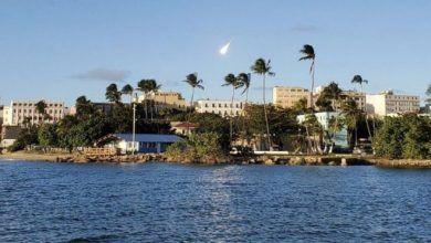 """Meteoro en Puerto Rico: una """"inmensa bola de fuego"""" recorre el cielo de la isla"""