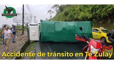 Nuevo Accidente de tránsito en el Té Zulay