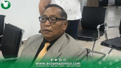 Oswaldo Vimos es el nuevo presidente de la Corte Provincial de Pastaza