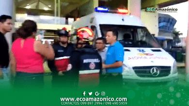 Persona falleció en el Terminal Terrestre de Puyo