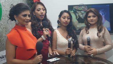 Presentación de las candidatas a Reina de Santa Clara 2020