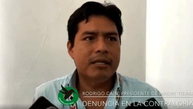 Rodrigo Caín ante denuncias de vocales del GAD de Madre Tierra