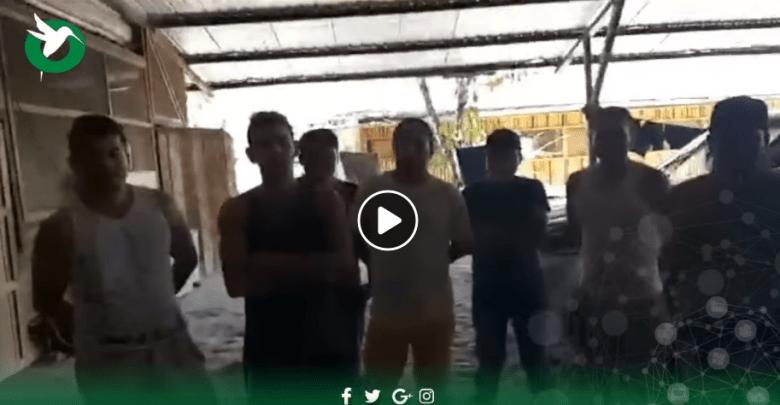 Trabajadores de la Empresa Terraearth Resources S.A realizan plantón
